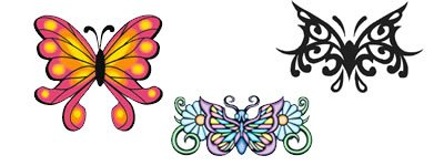 butterfly ideas